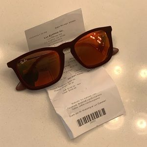 Ray ban velvet glasses great condition no box!